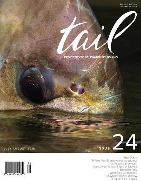 Tail fly fishing magazine is a hugely popular online for Saltwater fly fishing magazine