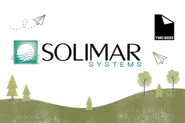 Solimar Systems Joins Two Sides to Help Bust Myths About Print and Paper
