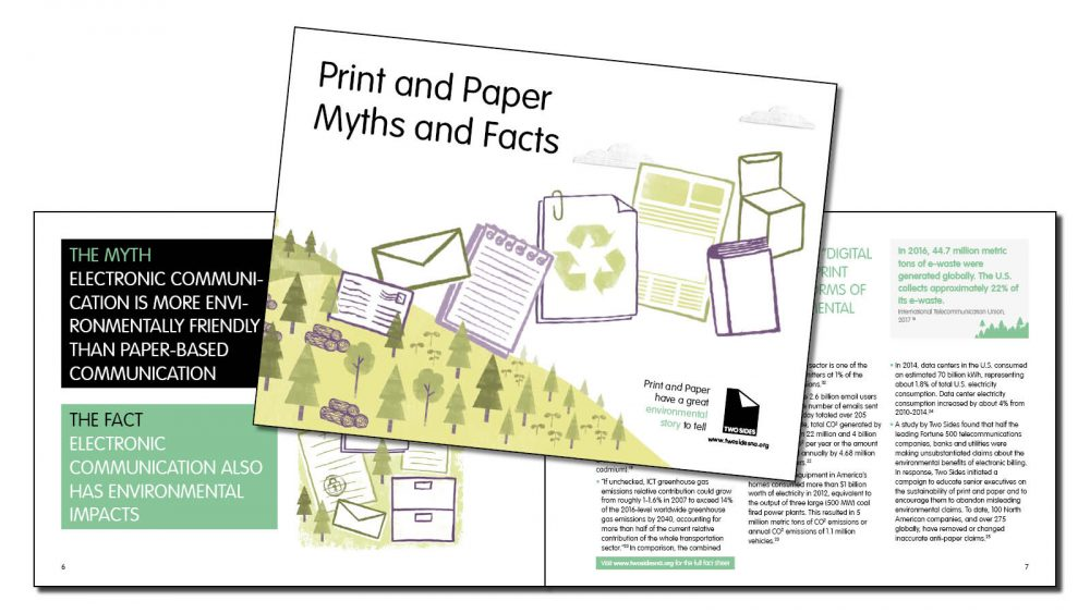 Myths and Facts booklet