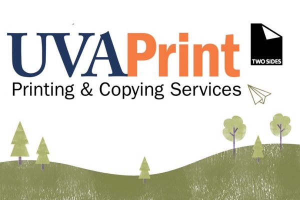 University of Virginia Printing and Copying Services Joins Two Sides